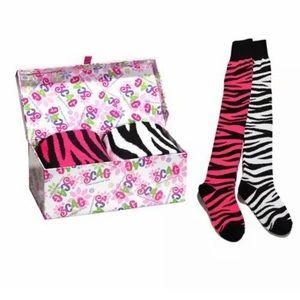 3C4G Wild Child Over The Knees Socks sz 13-6